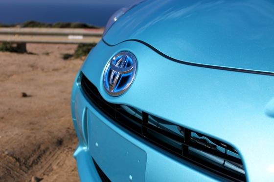 2013 Toyota Prius C: First Drive featured image large thumb7