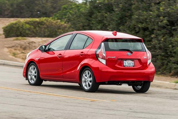 2017 Toyota Prius C: New Car Review Featured Image Large Thumb5