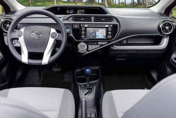 Attractive 2017 Toyota Prius C: New Car Review Featured Image Large Thumb6