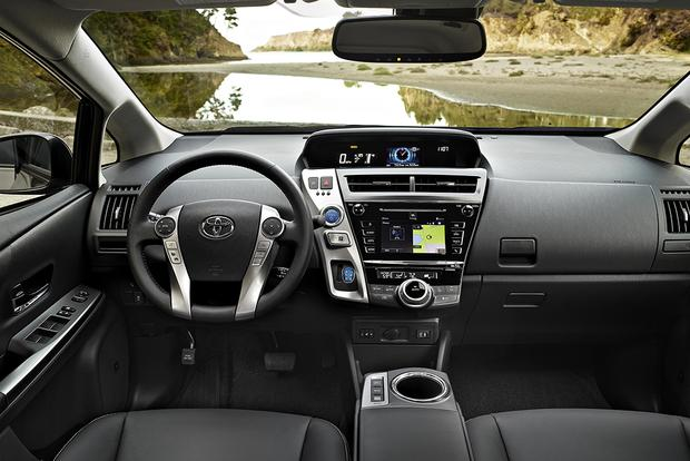2015 Toyota Prius v: New Car Review featured image large thumb2