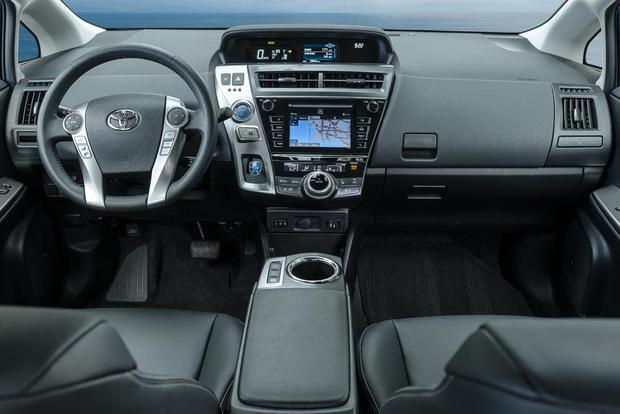 2016 Toyota Prius v: New Car Review featured image large thumb5