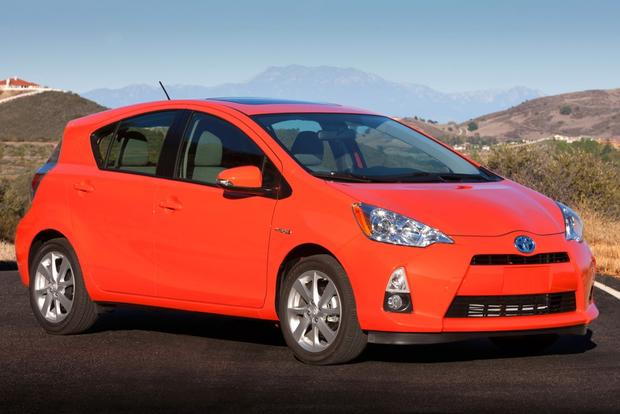 Toyota Prius Vs Prius C Vs Prius V What S The Difference