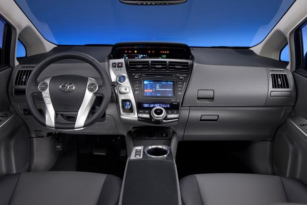 Prius V Next Generation >> Toyota Prius vs. Prius c vs. Prius v: What's the Difference? - Autotrader