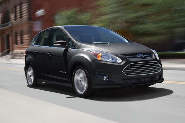 2016 Ford C-MAX Hybrid: New Car Review