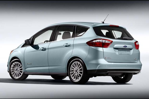 2016 ford c max hybrid new car review autotrader. Black Bedroom Furniture Sets. Home Design Ideas