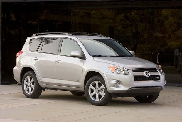 20062012 Toyota Rav4 Vs 20072011 Honda Crv Which Is Better
