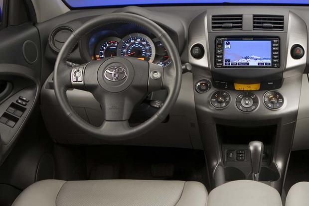 Lovely 2006 2012 Toyota RAV4 Vs. 2007 2011 Honda CR V: Which