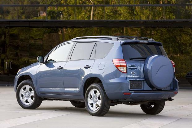 2006 2012 Toyota RAV4 Vs. 2007 2011 Honda CR V: Which