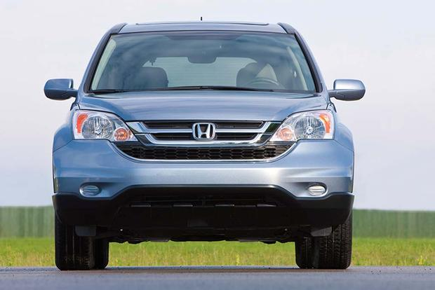 2007 2011 Honda CR V: Which