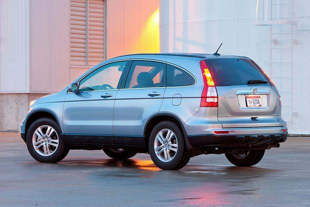 2007 2011 Honda CR V: Which