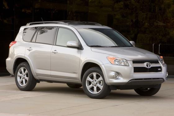 2012 Toyota RAV4: OEM Image Gallery featured image large thumb0