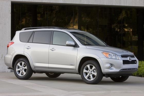 2012 Toyota RAV4: OEM Image Gallery featured image large thumb1