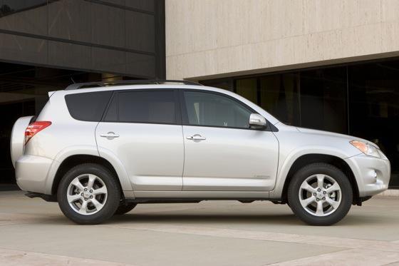 2012 Toyota RAV4: OEM Image Gallery featured image large thumb3