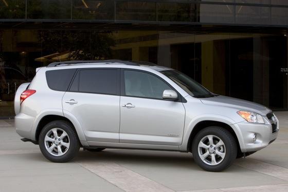 2012 Toyota RAV4: OEM Image Gallery featured image large thumb4