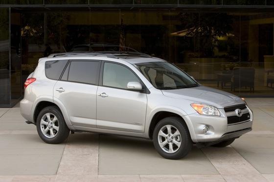 2012 Toyota RAV4: OEM Image Gallery featured image large thumb5