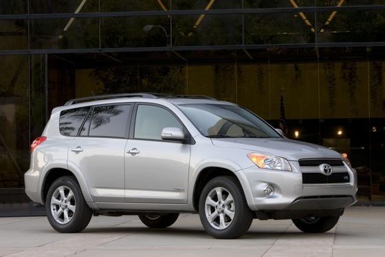 2012 Toyota RAV4: OEM Image Gallery featured image large thumb6