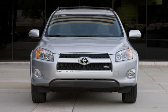 2012 Toyota RAV4: OEM Image Gallery featured image large thumb7