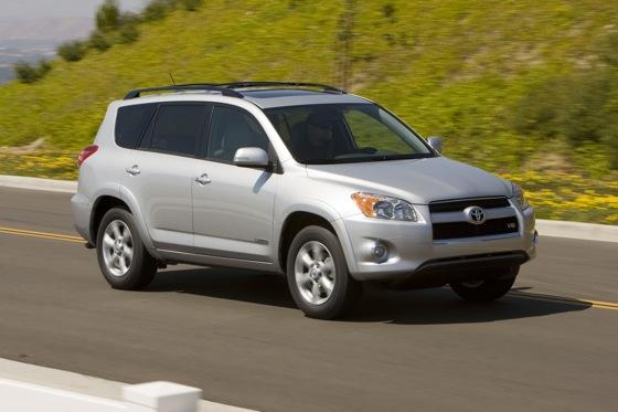 2012 Toyota RAV4: OEM Image Gallery featured image large thumb9