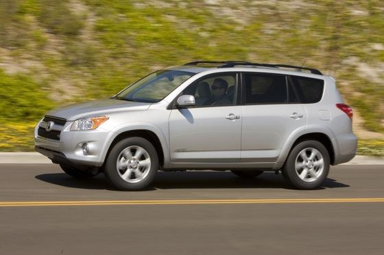 2012 Toyota RAV4: OEM Image Gallery featured image large thumb11