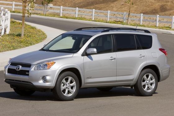 2012 Toyota RAV4: OEM Image Gallery featured image large thumb13