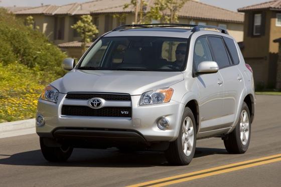 2012 Toyota RAV4: OEM Image Gallery featured image large thumb14