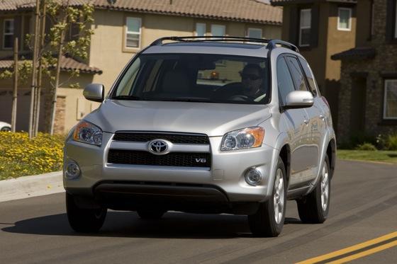 2012 Toyota RAV4: OEM Image Gallery featured image large thumb15