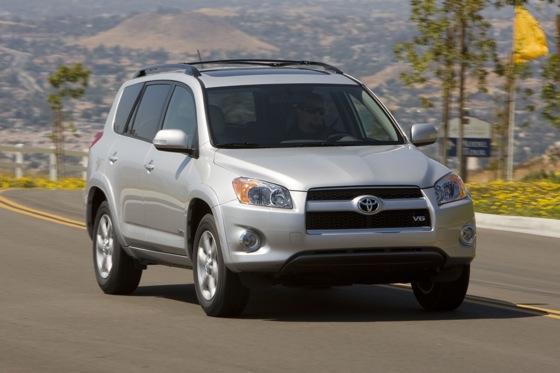 2012 Toyota RAV4: OEM Image Gallery featured image large thumb16