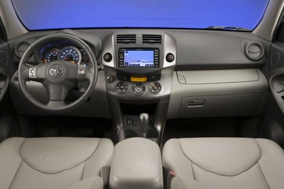 2012 Toyota RAV4: OEM Image Gallery featured image large thumb19
