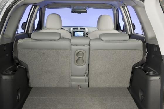 2012 Toyota RAV4: OEM Image Gallery featured image large thumb25