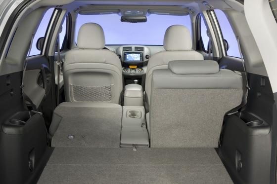 2012 Toyota RAV4: OEM Image Gallery featured image large thumb26