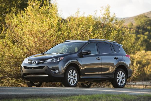 2013 Toyota RAV4: New Car Review