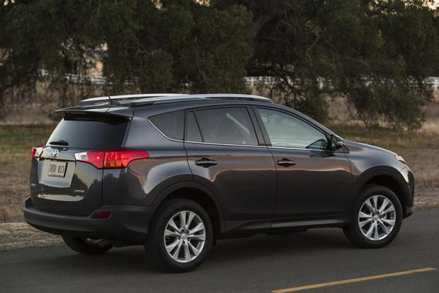 2014 Toyota Rav4 New Car Review Autotrader