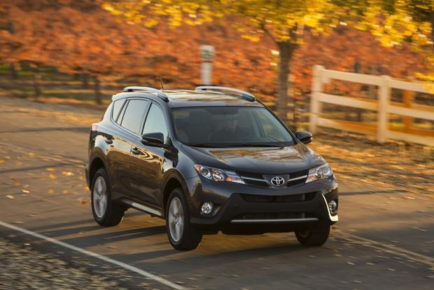 2013 Toyota RAV4: New Car Review featured image large thumb6