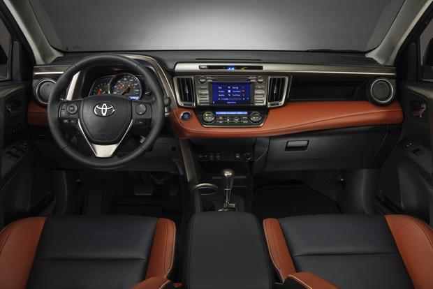 2013 Toyota RAV4: New Car Review - Autotrader