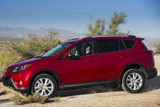 2013 Toyota RAV4 Limited: 5 Reasons to Buy