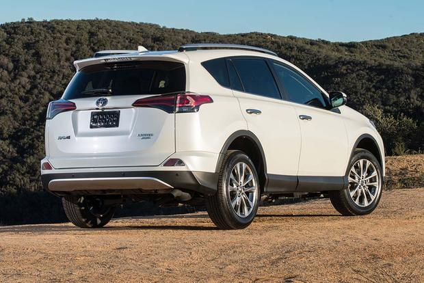 2016 Toyota RAV4 Vs. 2016 Hyundai Tucson: Which Is Better? Featured Image  Large