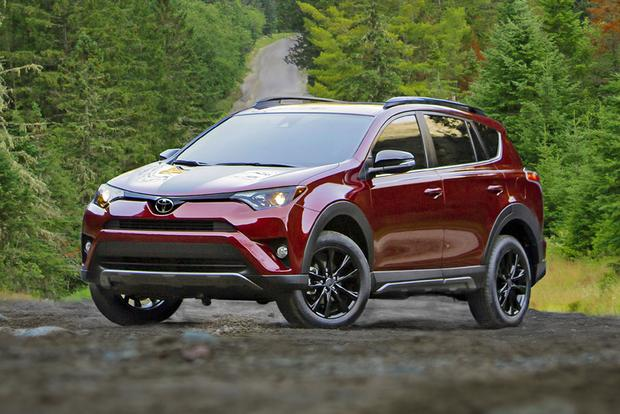 2018 Toyota RAV4: New Car Review featured image large thumb0