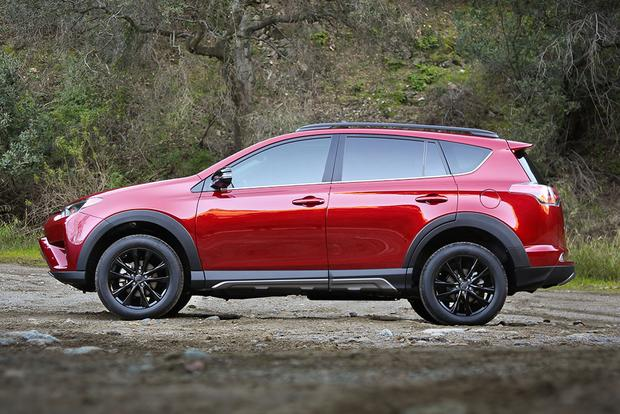 2018 Toyota RAV4: New Car Review featured image large thumb3