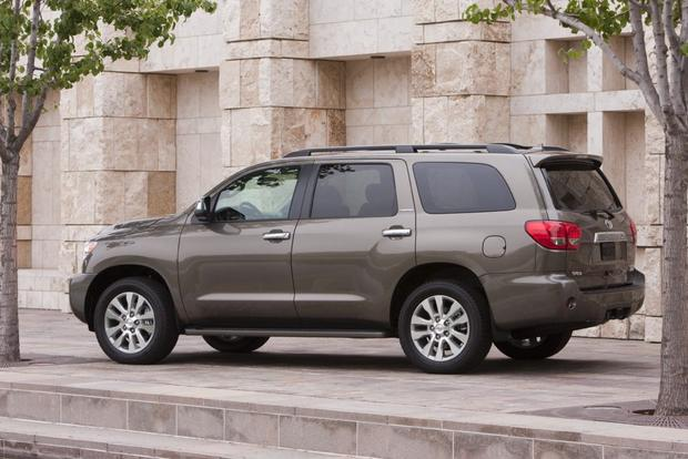 2013 Toyota Sequoia: New Car Review featured image large thumb3