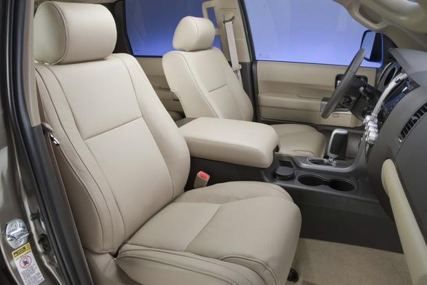 2013 Toyota Sequoia: New Car Review featured image large thumb5