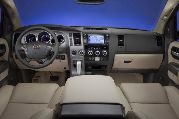 2014 Toyota Sequoia: New Car Review featured image large thumb5