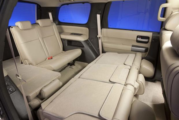 2014 Toyota Sequoia: New Car Review featured image large thumb4
