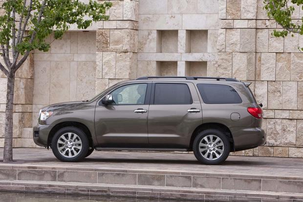 2014 Toyota Sequoia: New Car Review featured image large thumb1