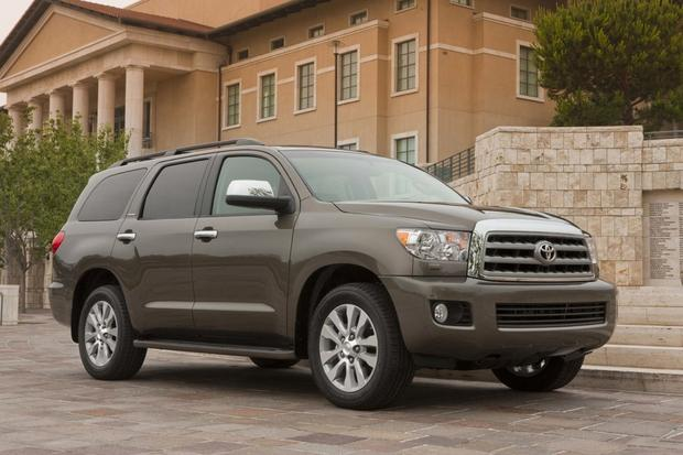2014 Toyota Sequoia: New Car Review featured image large thumb2