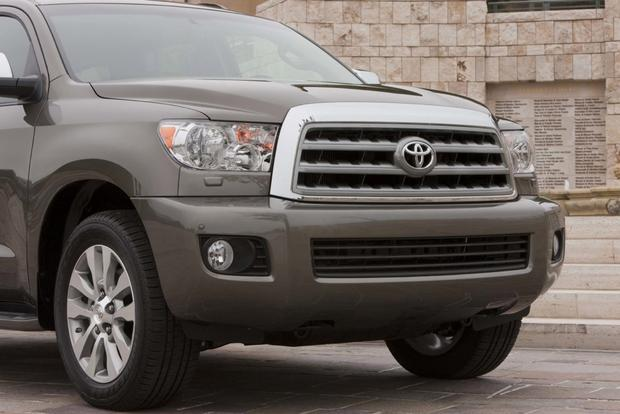 2014 Toyota Sequoia: New Car Review featured image large thumb3