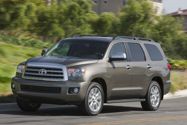 2014 Toyota Sequoia: New Car Review featured image large thumb0