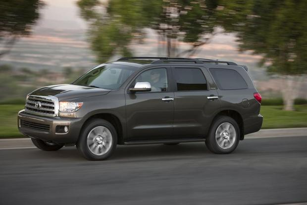 2016 Toyota Sequoia: New Car Review featured image large thumb0