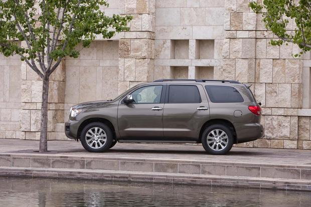 2017 Toyota Sequoia: New Car Review featured image large thumb1