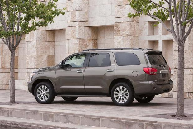 2017 Toyota Sequoia: New Car Review featured image large thumb0