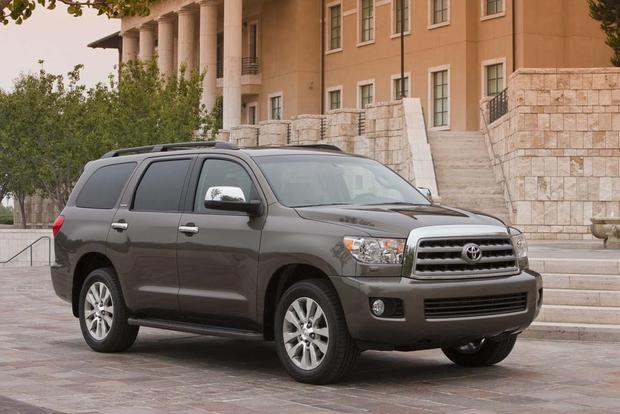 2017 Toyota Sequoia: New Car Review featured image large thumb2